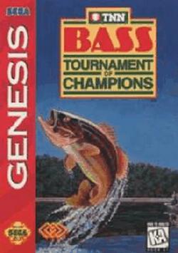 TNN Bass Fishing [Sega Genesis]