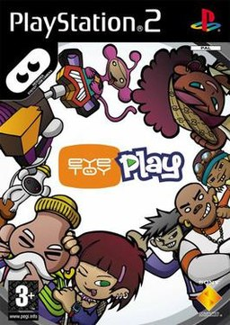 Eye Toy: Play [PS2]