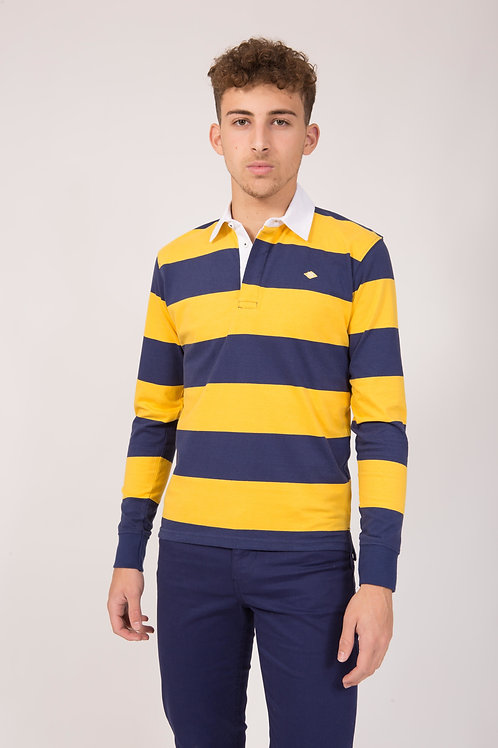 Polo Rayas Rugby
