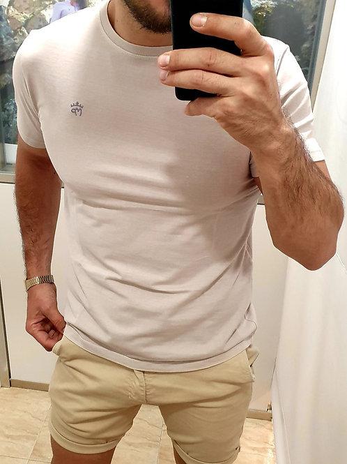 Camiseta Montepicaza Beige