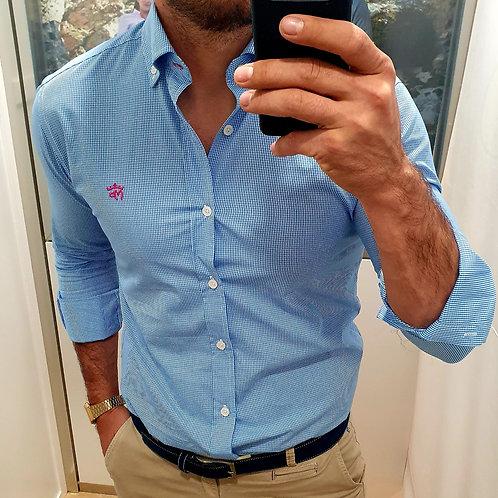 Camisa Vichy Montepicaza