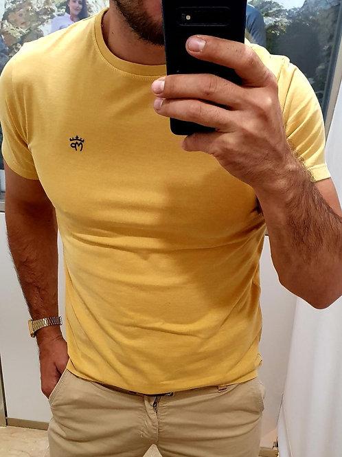 Camiseta Montepicaza Amarilla