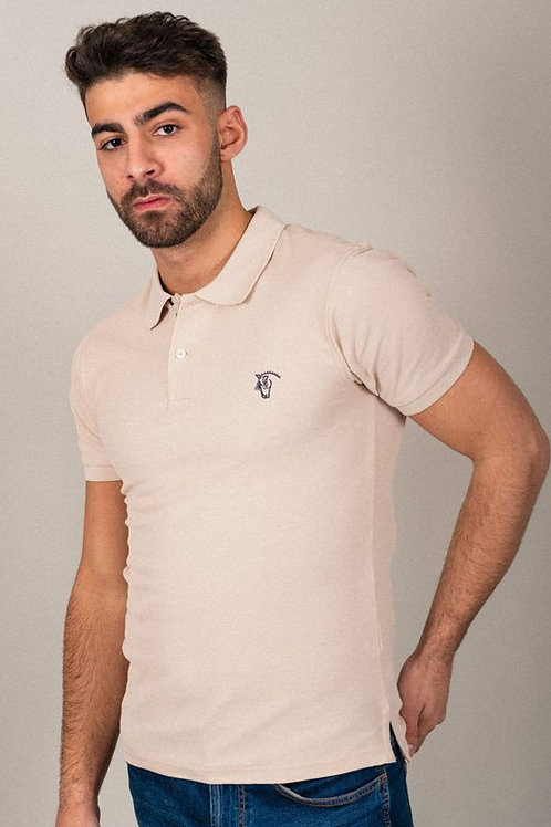 POLO OXFORD | NUDE