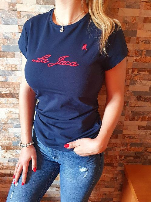 Camiseta La Jaca az
