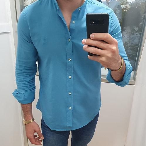 Camisa Azul Petrol BC