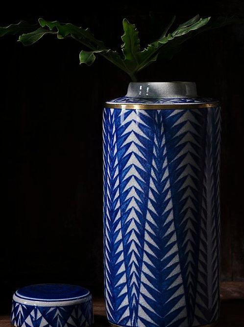 Pot à thé bleu Kiet