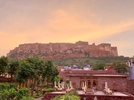 Le Raas, l'Inde comme je l'ai rêvée.