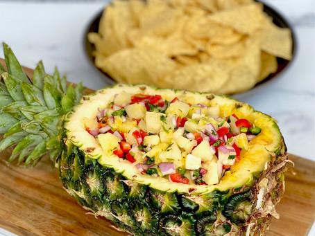 Top 9 Free Pineapple Salsa