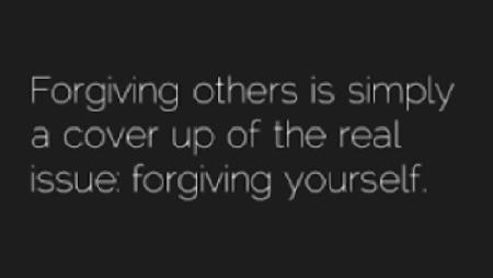 Forgiving You