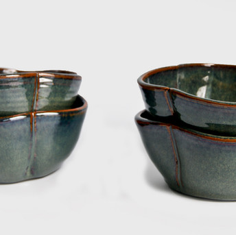 Clover Stacking Bowls