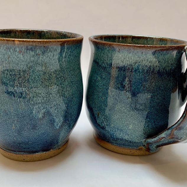 Leaf Mugs