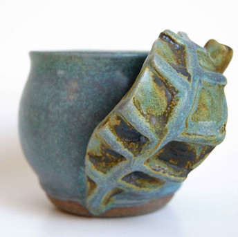 Leaf Mug