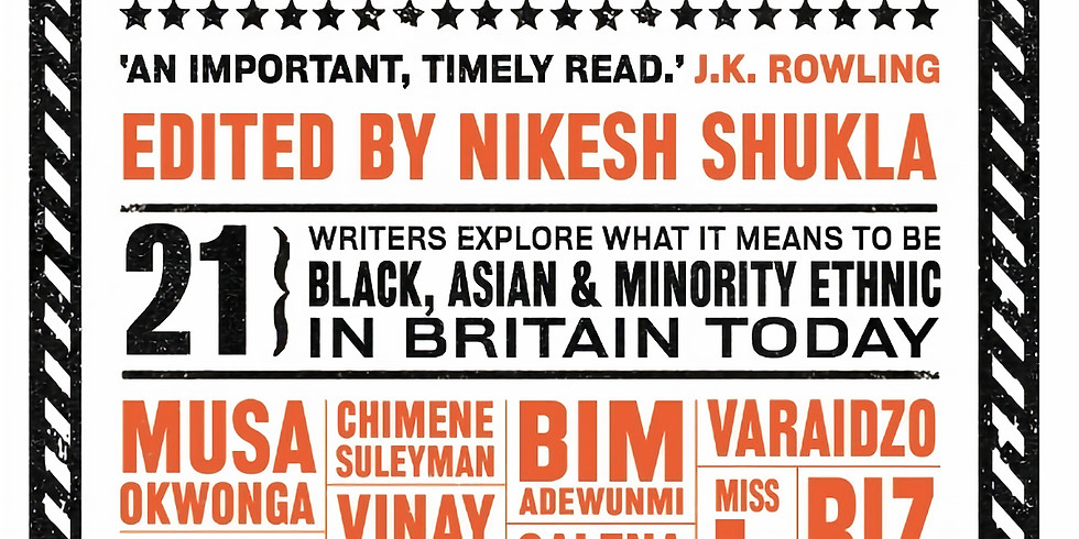 Book Club: Racism Edition - The Good Immigrant by Nikesh Shukla