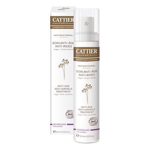 CATTIER - Био грижа против бръчки и стареене