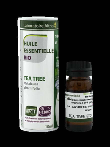 ALTHO - Етерично масло от ЧАЕНО ДЪРВО БИО 10 ml - Melaleuca alternifolia *