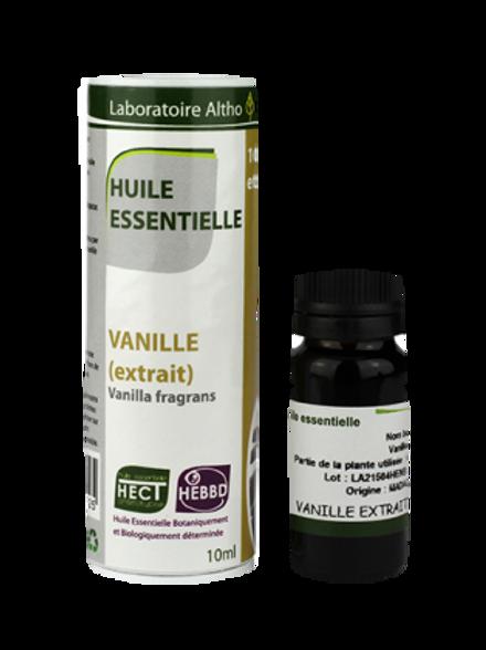 ALTHO  - Етерично масло /екстракт/ ВАНИЛИЯ  - Vanilla fragrans , 10 ml