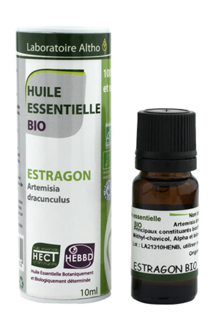 Етерично масло от ЕСТРАГОН био - Artemisia dracunculus