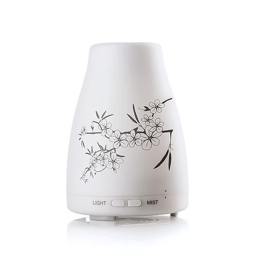 Innobiz - Ултразвуков Аромадифузор за етерични масла OCELIA