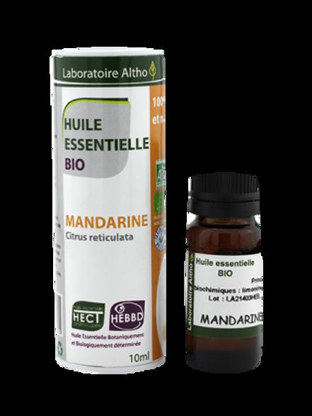 ALTHO - Етерично масло от МАНДАРИНА БИО - Citrus reticulata  - 10 и 30 ml