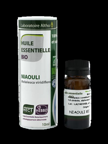 ALTHO - Етерично масло от НИАУЛИ БИО 10 ml -Melaleuca Viridiflora