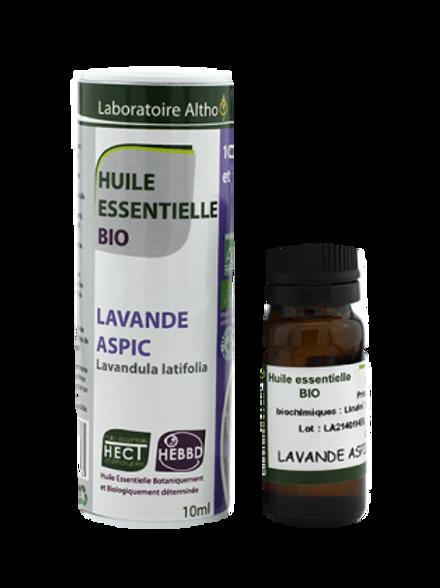 ALTHO - Етерично масло от ЛАВАНДУЛА СПИКА био - Lavandula latifolia