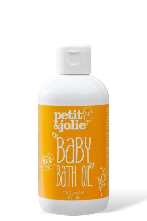 Petit&Jolie - Бебешко олио за къпане за СУХА и МНОГО СУХА КОЖА