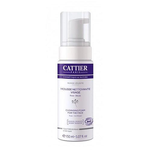 CATTIER - Био Почистваща пяна за лице 50 ml