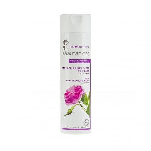 BEAUTANICAE - БИО млечна мицеларна вода с роза