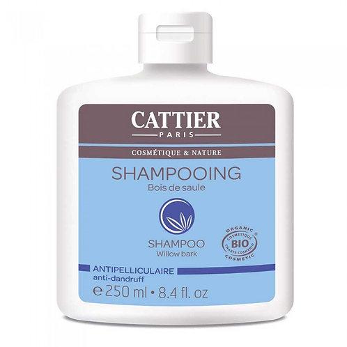 CATTIER - Био шампоан против пърхут с върба