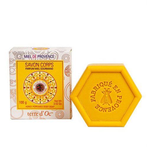 Terre d'Oc -  Био хидратиращ сапун с мед