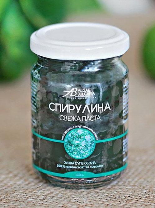 СВЕЖА СПИРУЛИНА - Жива суперхрана 130 гр