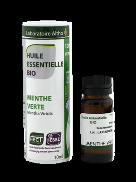 ALTHO - Етерично масло от ЗЕЛЕНА МЕНТА био 10 ml