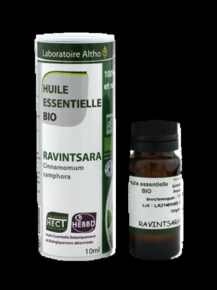 ALTHO - Етерично масло от РАВИНТСАРА БИО 10 ml - Cinnamomum camphora L