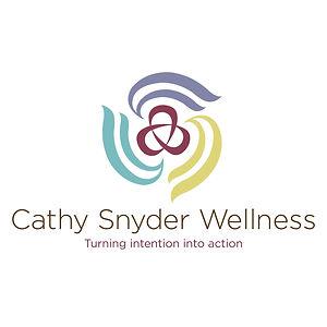 Cathy Snyder Wellness Logo and Brand Design