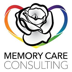 Memory Care Consulting Graphic Design