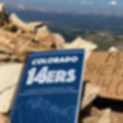 Colorado 14er Hiking Journal