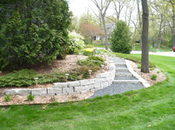 Chilton Stone path