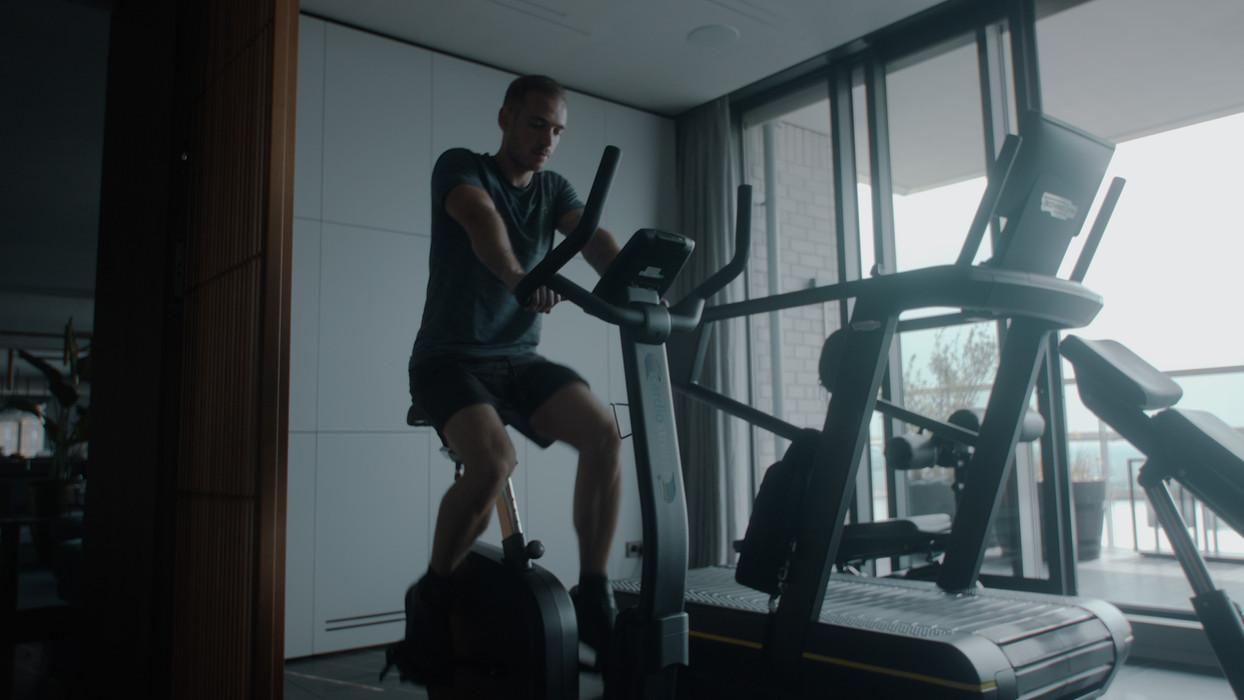 Menno Bark | Workout motivation