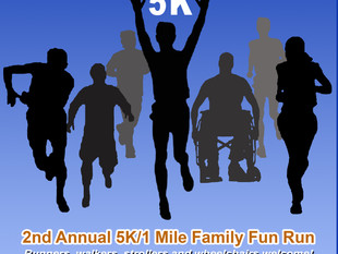 2nd Annual Family Fun Run