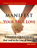 Manifest Your True Love Workbook front cover