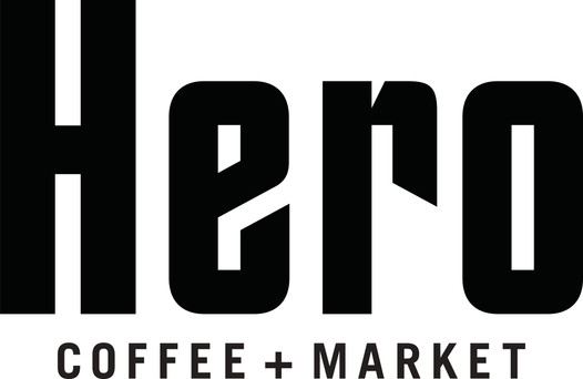 Hero Coffee+Market Logo