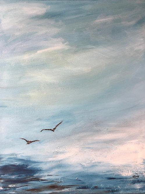 XVIII. Sea and Skye (Sea and Sky Series)
