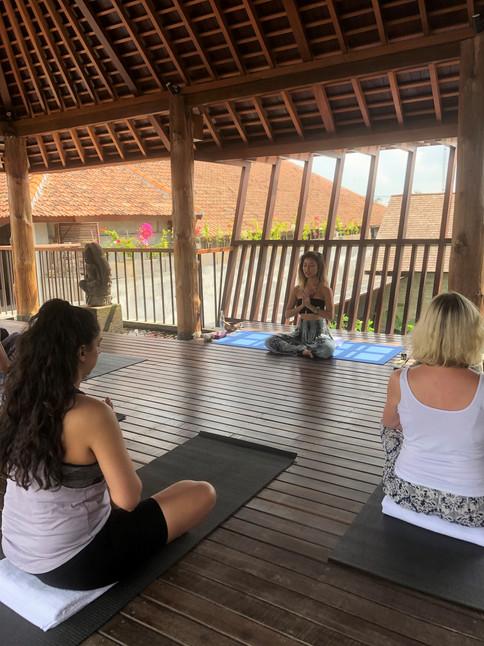 Breathwork and Meditation Coaching