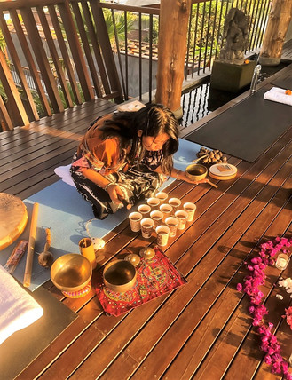Cacao Ceremony with Sound Healing