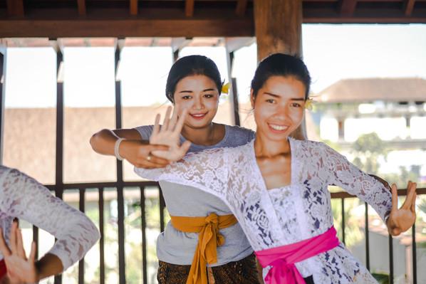 Learn Balinese Dance