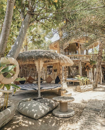 Get Zen at the Beach Club