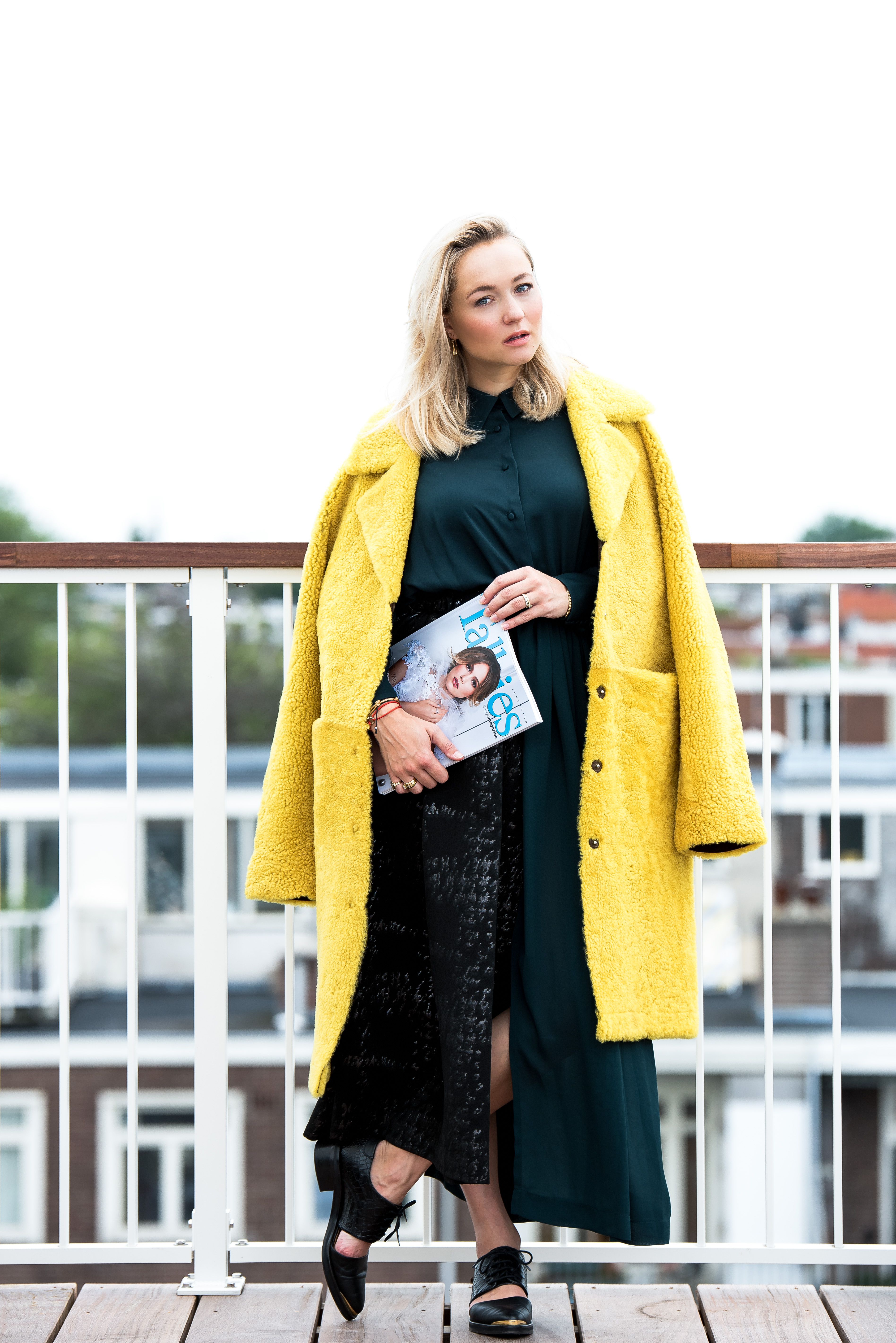 Talkies Magazine - Carolien Spoor