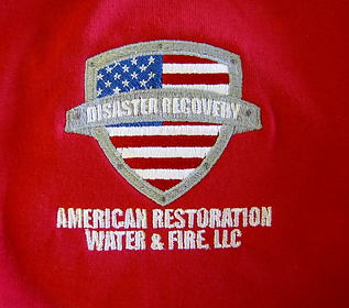 Disaster Recovery Embroidery