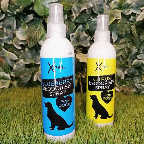 Dog Deodoriser Spray