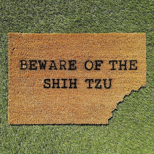 Beware Of The ... Door Mat